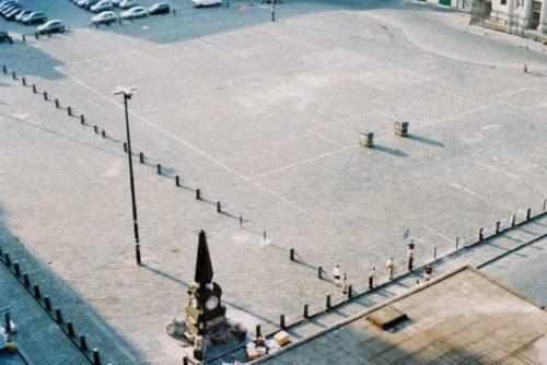 Campo Piazza Mercato - Napoli
